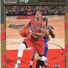 2016 Donruss Basketball Card #130 C J McCollom