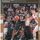2016 Donruss Basketball Card #115 LaMarcus Aldridge