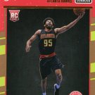 2016 Donruss Basketball Card #168 DeAndre' Bembry