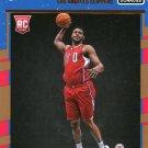 2016 Donruss Basketball Card #182 Diamond Stone