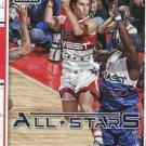 2016 Donruss Basketball Card All Stars #10 Steve Nash