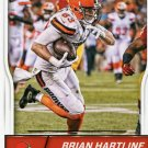 2016 Score Football Card #80 Brian Hartline