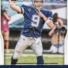 2016 Score Football Card #85 Tony Romo