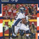 2016 Donruss Football Card #86 C J Anderson