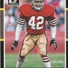 2016 Donruss Football Card Classics #6 Ronnie Lott