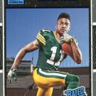 2016 Donruss Football Card Press Proof #396 Trevor Davis