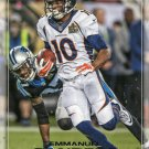 2016 Playoff Football Card #59 Emmanuel Sanders