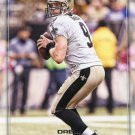 2016 Playoff Football Card #116 Drew Brees