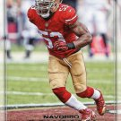 2016 Playoff Football Card #158 NaVorro Brown
