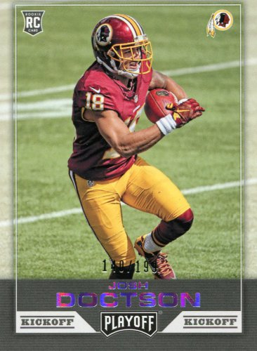 2016 Playoff Football Card #222 Josh Doctson