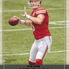 2016 Playoff Football Card #281 Kevin Hogan