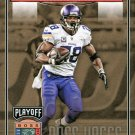2016 Playoff Football Card Boss Hogg #BH-AP Adrian Peterson