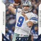 2015 Score Football Card #78 Tony Romo