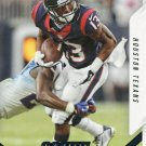 2015 Score Football Card #117 Damaris Johnson
