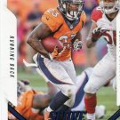 2015 Score Football Card #121 Ronnie Hillman