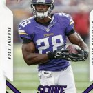 2015 Score Football Card #144 Adrian Peterson