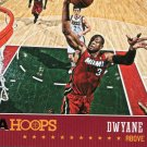 2013 Hoops Basketball Card Above The Rim #5 Dwayne Wade