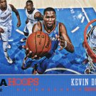 2013 Hoops Basketball Card Above The Rim #10 Kevin Durant