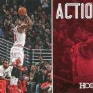 2013 Hoops Basketball Card Action Shots #21 Jimmy Butler