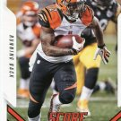 2015 Score Football Card #160 Jeremy Hill