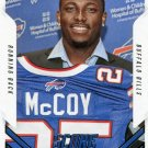 2015 Score Football Card #186 LeSean McCoy