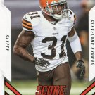 2015 Score Football Card #192 Donte Whitner