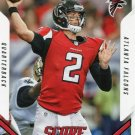 2015 Score Football Card #229 Matt Ryan