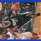2013 Hoops Basketball Card Blue Parallel #100 Marcus Thornton