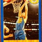 2013 Hoops Basketball Card Blue Parallel #114 David Lee
