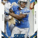 2015 Score Football Card #302 Glover Quin