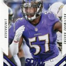 2015 Score Football Card #310 C J Mosley