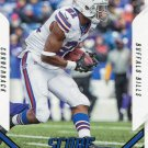 2015 Score Football Card #315 Leodis McKelvin