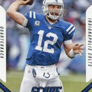 2015 Score Football Card #284 Andrew Luck