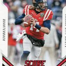 2015 Score Football Card #428 Bo Wallace