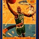 2013 Hoops Basketball Card Blue Parallel #65 Kevin Garnett