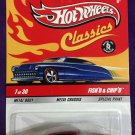 2009 Hot Wheels Classic 5 #7 Fish'd & Chip'd