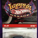 2009 Hot Wheels Larry's Garage #15 So Fine BLUE/GRAY