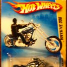 2009 Hot Wheels #9 OCC Split Back BLUE