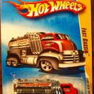 2009 Hot Wheels #14 Fast Gassin RED