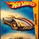 2009 Hot Wheels #18 Avant Garde BLUE