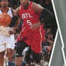 2010 Prestige Basketball Card #3 Josh Smith