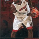 2012 Absolute Basketball Card #3 LeBron James