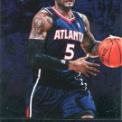 2012 Absolute Basketball Card #40 Josh Smith