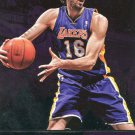 2012 Absolute Basketball Card #78 Pau Gasol