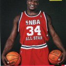 2012 Absolute Basketball Card All Stars #14 Shaquille O'Neal