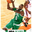 2012 Hoops Basketball Card #3 Kevin Garnett
