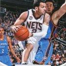 2012 Hoops Basketball Card #12 Jordan Farmar
