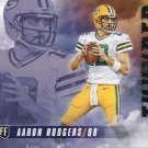 2016 Playoff Football Card Thunder & Lightning #TL-RN Aaron Rodgers / Jordy Nelson