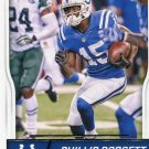 2016 Score Football Card #144 Phillip Dorsett