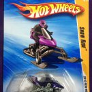 2010 Hot Wheels #11 Snow Ride